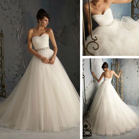 Abiti Da Sposa Kleinfeld.2015 Free Shipping Wholesale Crystal Bead Kleinfeld Wedding