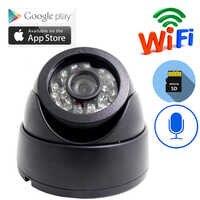 Mini wifi kamera Home Security IP Kamera Audio Drahtlose Mini Kamera Nachtsicht CCTV WiFi Kamera Baby Monitor P2P ONVIF