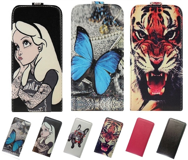 Yooyour For Leagoo Elite 8 Luxury high-grade printed flip phone case cover shell FOR AllView A5 Smiley/A5 Easy/P4 Life/A5 Ready