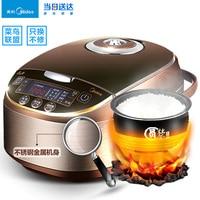 Midea MB WFS4017TM Rice Cooker Pot 4L Intelligent Mini Home Genuine 2 6 People