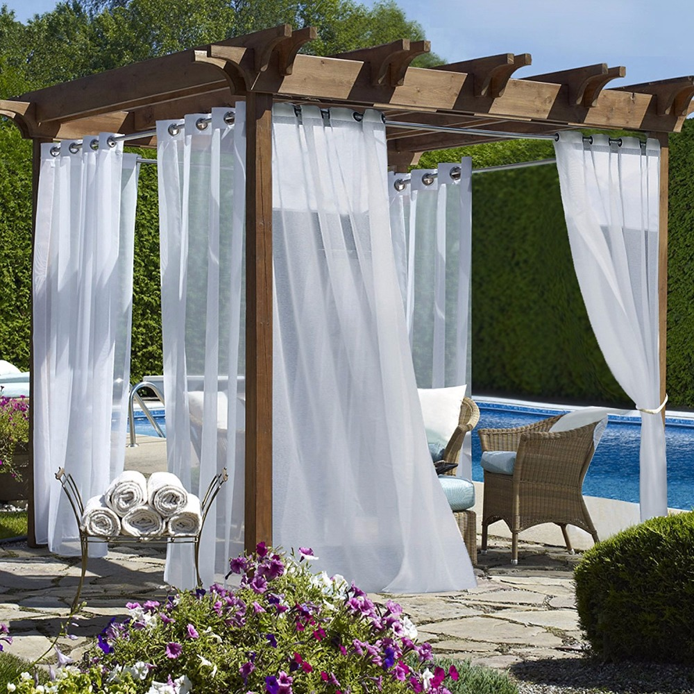 popular outdoor curtain panels-buy cheap outdoor curtain panels