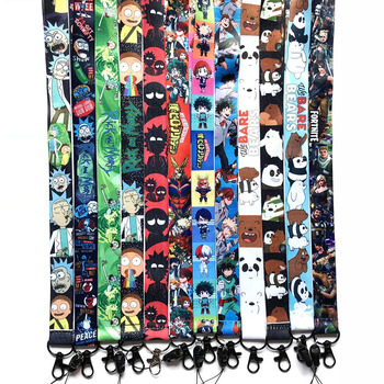 Rick and Morty Lanyards - Various Styles