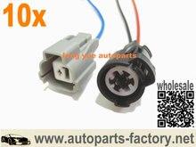 """longyue 10set Vtec Oil Pressure Switch And Vtec Solenoid Plug Pigtail Kit 12"""""""