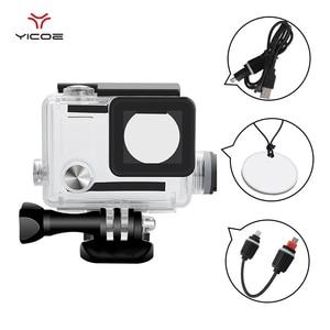 Image 2 - 移動プロヒーロー 4/3 +/3 アクションカメラアクセサリー充電防水ケースフレーム水中充電器シェル収納ボックス