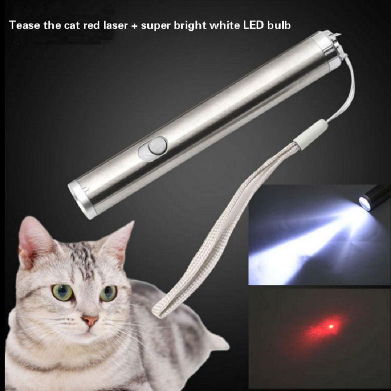 Кот и лазер игра