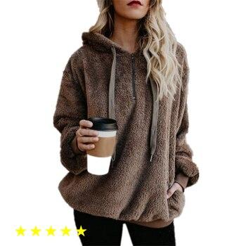 Velvet Thicken Warm Sweatshirt