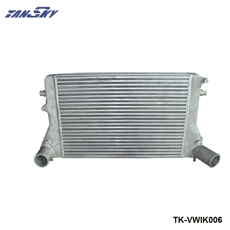 Turbo Intercooler Kit For 06-10 VW GTI Jetta mk5 mk6 / For Audi A3 fsi tsi 2.0t TK-VWIK006 silicone radiator coolant hose for vw golf mk6 gti 2 0 turbo tsi ccza 08 15