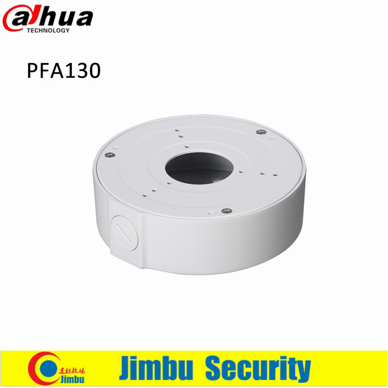 DAHUA Water-proof Junction Box CCTV AccessoriesDH- PFA130 IP Camera Bracket Material: Aluminum & SECC 138mm x 42mm cctv security explosion proof stainless steel general bracket