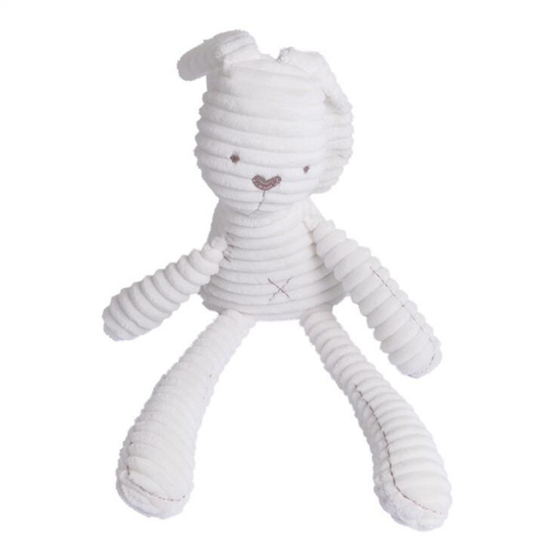 40cm Appease Bunny Cute Soft Stuffed Bunny Stuffed Animal Rabbit doll Toy Relieving Bed Pillow Baby Toy Girl Baby Birthday Gifts