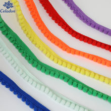 bfd92d4515 Popular Mini Pompom Ribbon-Buy Cheap Mini Pompom Ribbon lots from ...