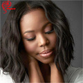 Short  Human Hair Wigs Body Wave Brazilian Virgin Human Hair Bob Lace Front Wigs 100% Human Hair Lace Front Wigs For Black Women