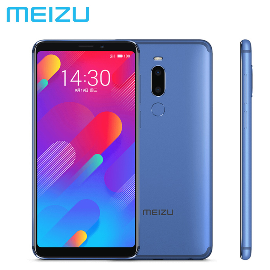 100% téléphone portable d'origine MEIZU M8 MEIZU V8 V8Pro LTE 4G 4 GB RAM 64 GB ROM MT6762 OctaCore 5.7