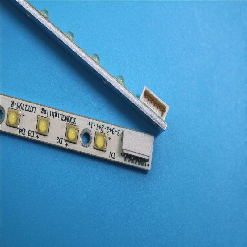 """310mm LED Rétro-Éclairage Lampe de barre de bande 36 LED s Pour Apple 27 """"LCD LM270WQ1 SD C2 MB270B2U SDA2 SDB1 SDE3 SDE5 SDF1 LGT2781 LGT2795"""