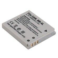 Recarregável para Canon Nova 3.7 V 1400 MAH Substituição Bateria Li-ion Nb-4l Câmera