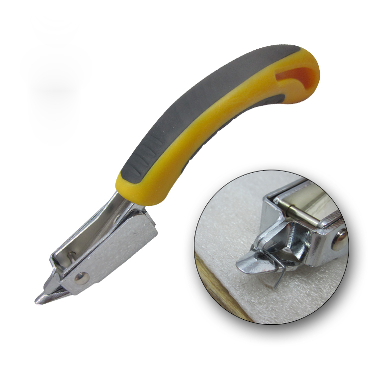 Professional Heavy Duty Upholstery Staple Remover Nail Puller Office Hand JT cc