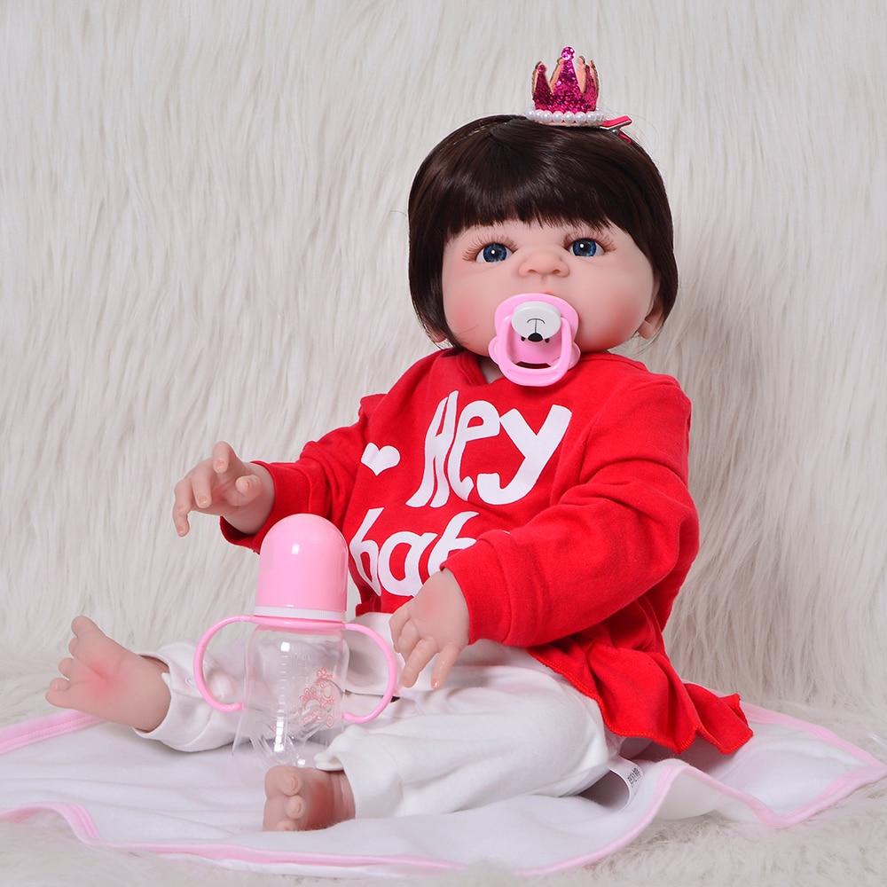 Lifelike 57 cm Babies Toys 23