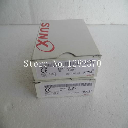 [SA] New Japan genuine original SUNX sensors GX-8MU spot --2PCS/LOT dhl ems 2 sets new original sunx photoelectricity switch ex 42