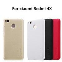 For Xiaomi Redmi 4X NILLKIN Super Frosted Shield Hard Back Cover For Xiaomi Redmi 4X Case