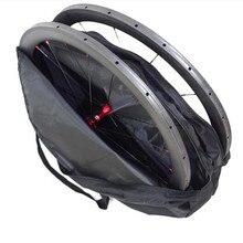 Сумка для велосипедных колес, сумка для шоссейных колес, сумка для велосипедных колес, Сумка с двойными колесами 700C