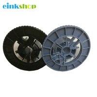 Einkshop C7769-40169 KAPPE Spindel hub Blau + Schwarz für HP DesignJet 500 800 1050 1055 100 130 plotter teile