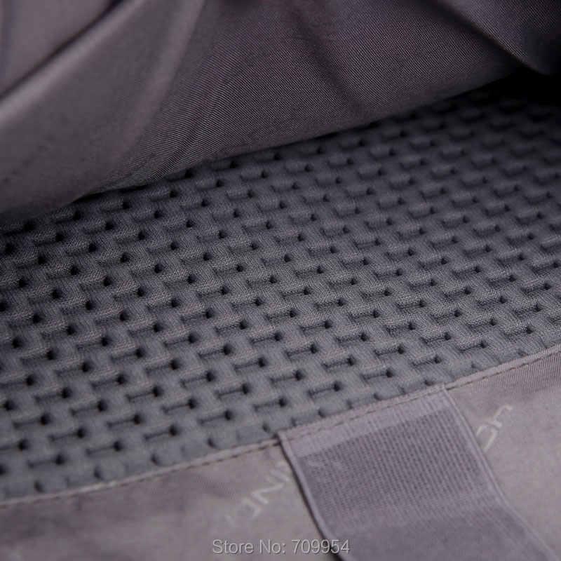 """13 """"14"""" 15 """"15.6"""" نايلون محمول الكتف كيس مزموم الكمبيوتر غطاء مقبض جراب للماك بوك Asus Lenovo"""