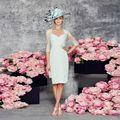 Дешевые мать Невесты Платья с Аппликациями Кружева Лето Мать Свадебные Платья С Курткой