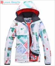 Newest High Quality Warm Winter Waterproof Hiking Outdoor Suit Jacket Snowboard Jacket Ski Suit Men Snow Jackets