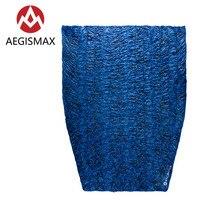 AEGISMAX Micro Series Outdoor Ultralight Envelope Type 700FP White Duck Down Camping Tent Sleeping Bag