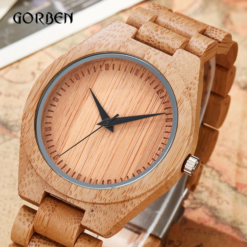 Подробнее о Luxury Wooden Watches men Luxury Bamboo Wood Men's Watches Gifts Japan Quartz Male Sports WristWatch Relogio Masculino japan style men s watch natural wooden wristwatch wood quartz watch box nice gifts for men relogio masculino 2016 luxury brand