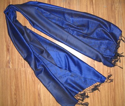 Womens Pashmina feeling Shawl   Scarf     Wrap   Soft High quality 9pcs/lot #2349