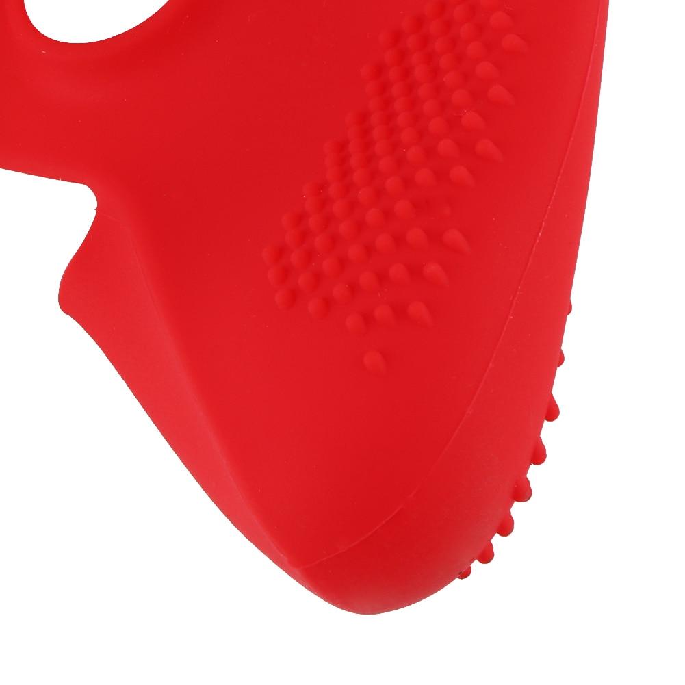 Custodia antipolvere in gomma morbida per protezione della cassa in - Giochi e accessori - Fotografia 6