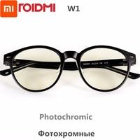 جديد شاومي ROIDMI W1 مكافحة الأشعة الزرقاء اللونية واقية الزجاج الأذن صوت انفصال العين حامي عيون جيدة الزجاج