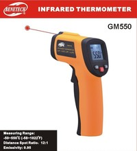 High-qualiyt With Factory Price GM550 Digital Non-Contact Laser IR Thermometer -50-550 Degree