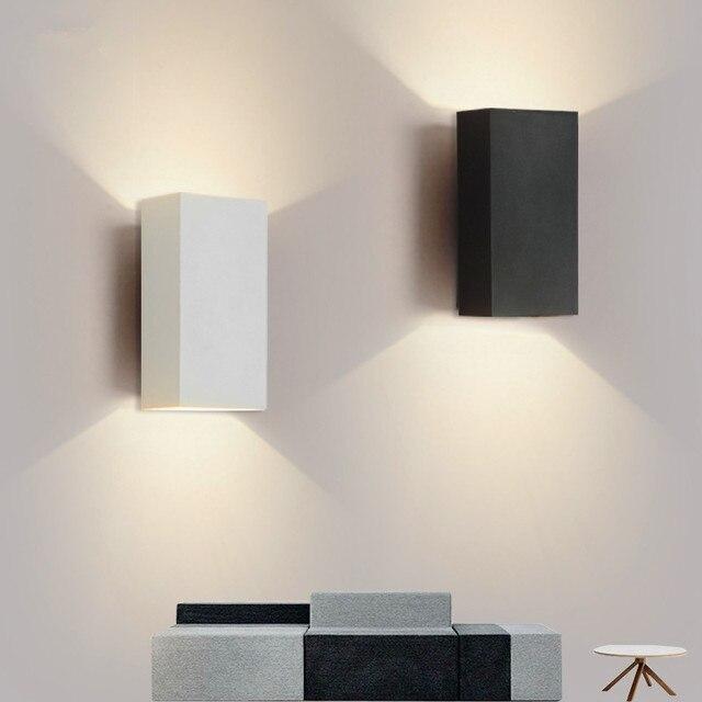 Led Lamp Muur Mount Licht Lamp voor Slaapkamer Cube