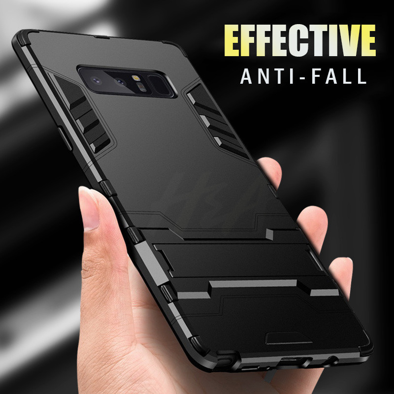 H&A Full Shockproof Armor Phone Case For Samsung Galaxy