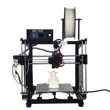 Hictop RepRap Prusa I3 3D принтер с нити монитор и auto level алюминиевый Функция