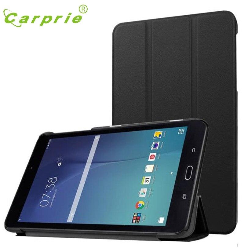 CARPRIE For Samsung Galaxy Tab E 9.6 Inch Tablet Case Slim Ultra Case Cover For Samsung Galaxy Tab E SM-T560 Feb4 MotherLander