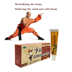 Chinese Shaolin Analgesic Cream Suitable For Rheumatoid Arthritis/Joint Pain/Back Pain Relief Analgesic Balm Ointment