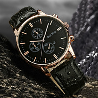 Watch Men Quartz Mens Watches Top Brand Luxury Casual Military Sports Wristwatch Leather Strap Male Clock