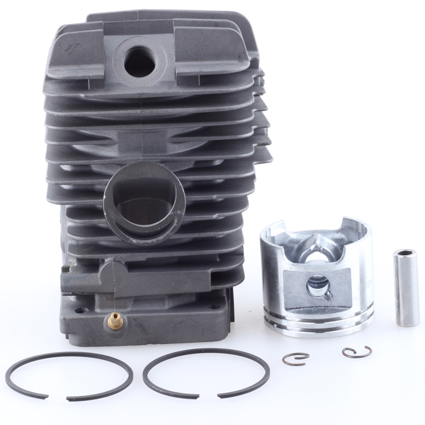 47MM Cylinder Piston Kit For STIHL MS310 MS 310 Rep 1127 020 1218 gy6 80cc 47mm cylinder kit