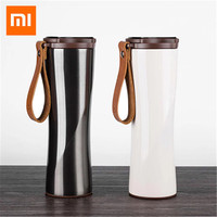 Original Xiaomi Simple Stainless Steel Intelligent Thermal Vacuum Water Bottle Vacuum Flask for Sport Travel Climbing