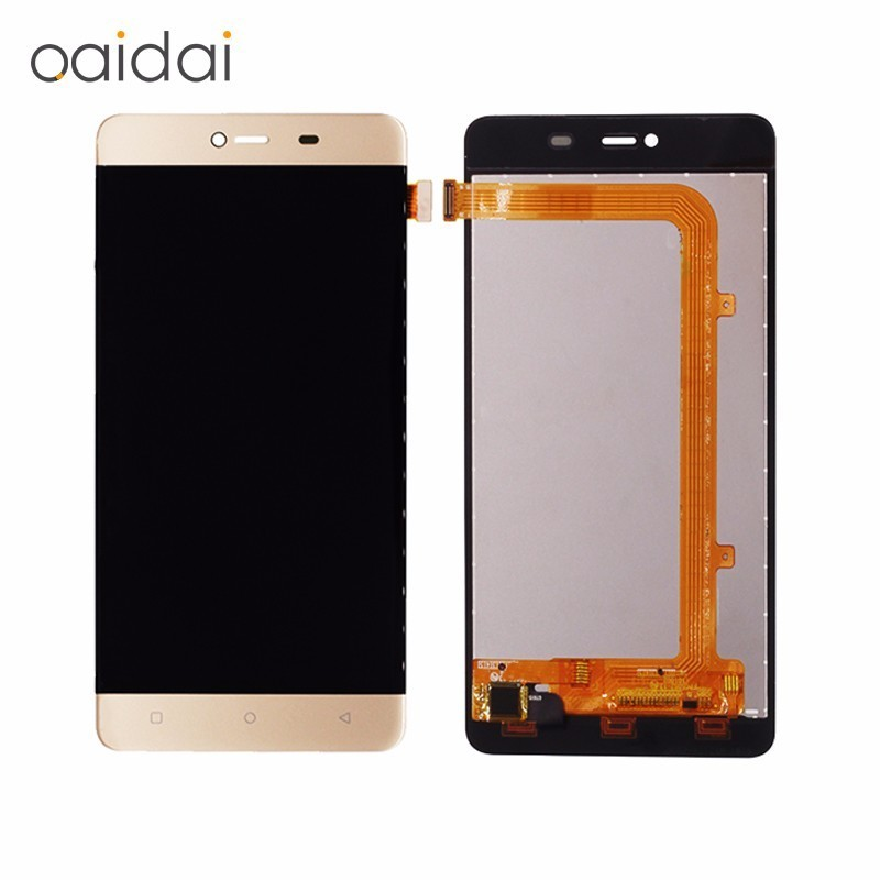 For Highscreen Power Rage LCD Display Touch Screen Mobile Phone Lcds Assembly Replacement Parts With Free