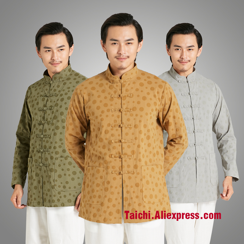 Martial Arts Clothing Tai Chi  Uniform   Linen Suit Wing Chun Chinese Style   Uniform