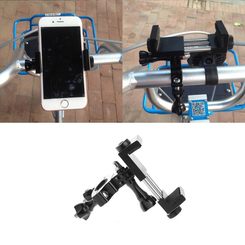 Universal para Bicicleta Manillar De Aleación De Aluminio de Soporte de Montaje