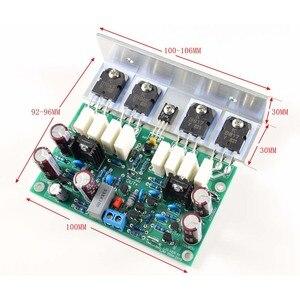 Image 4 - Lusya 2pcs HI END L20 VER 10 Stereo Amplificatore di Potenza A Bordo Rifinito 200W 8R Con Angolo di Alluminio d2 011