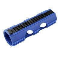 Pistón de dientes de acero de alta calidad nuevo estilo SHS completo 14 para Series Ver.2/Ver.3 airsoft AEG|shs piston|airsoft piston|aeg piston -