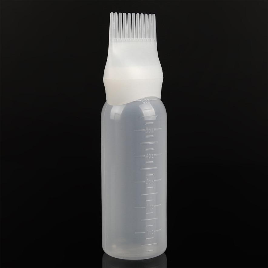 Caldo Tinture Per Capelli Bottiglia Pennello Applicatore di Erogazione Salone di Colorazione Dei Capelli Tintura Dei Capelli di Alta Qualità crema morbida bottiglia di Z0425 3 40