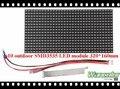Бесплатная доставка P10 открытый SMD3535 Полноцветный СВЕТОДИОДНЫЙ дисплей Модуль (320*160 мм) для наружных СВЕТОДИОДНЫХ видео дисплей