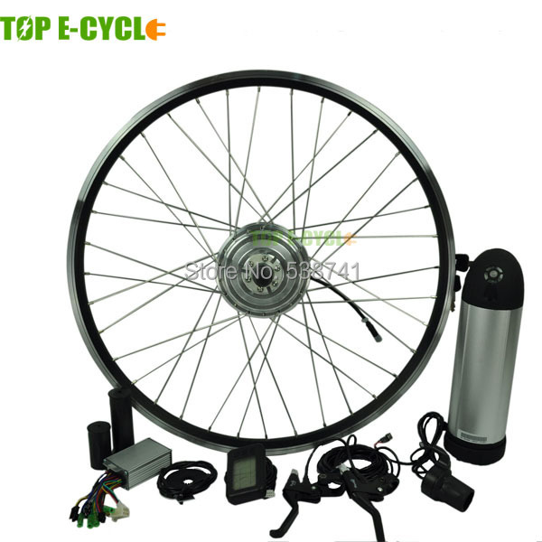 Top E Cycle 250w Electric Bicycle Kit E Bike Kit In Electric Bicycle