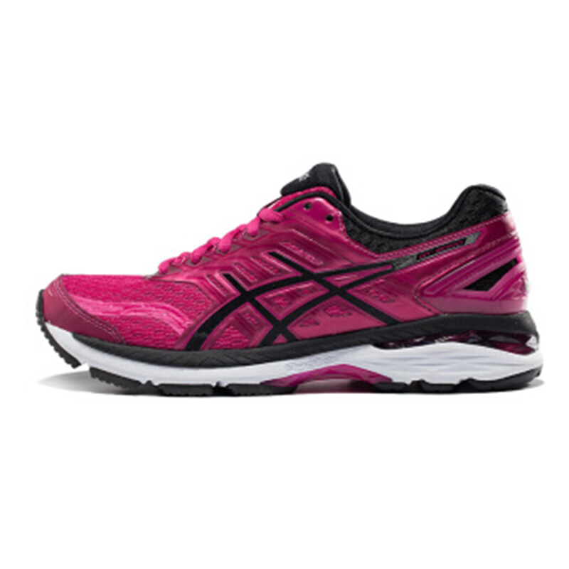 Original ASICS New Arrival Women Winter Running Shoes Breathable Stable Shoes Good Quality T757N-2090 Outdoor Walking